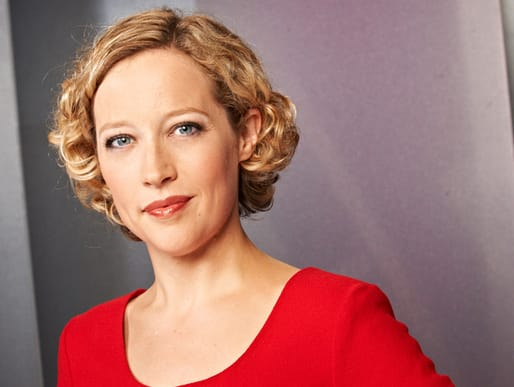 Journalist and broadcaster Cathy Newman