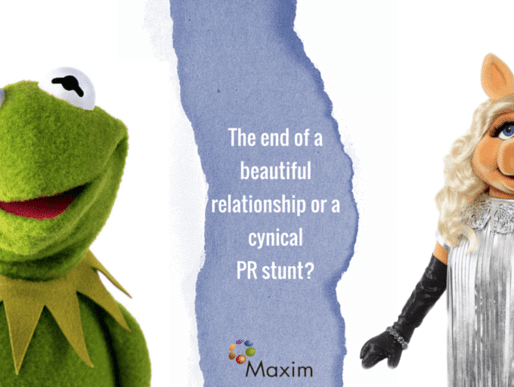 Is this the end for Kermit and Miss Piggy?