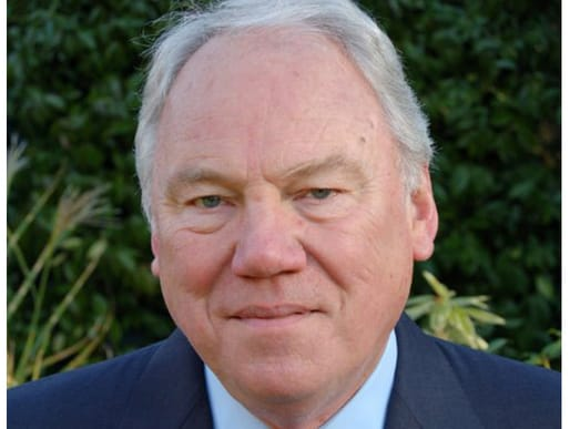 Broadcaster Peter Sissons