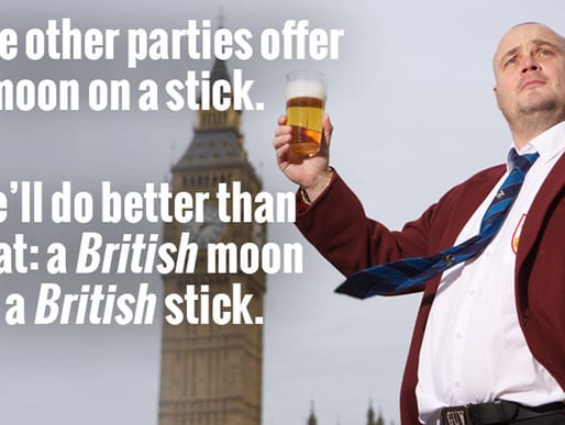 Will the Pub Landlord attract the protest vote?