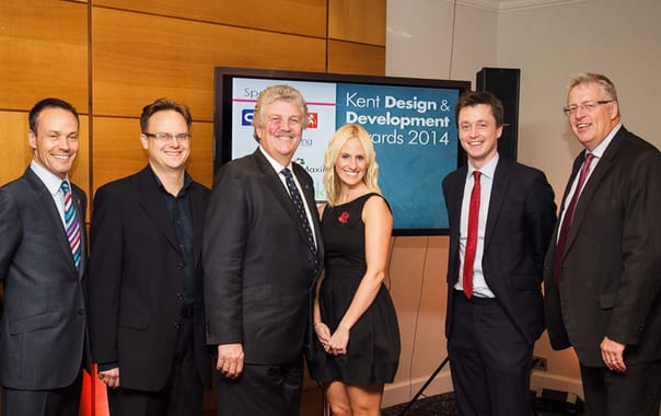 Launch of the Kent Design & Development Awards