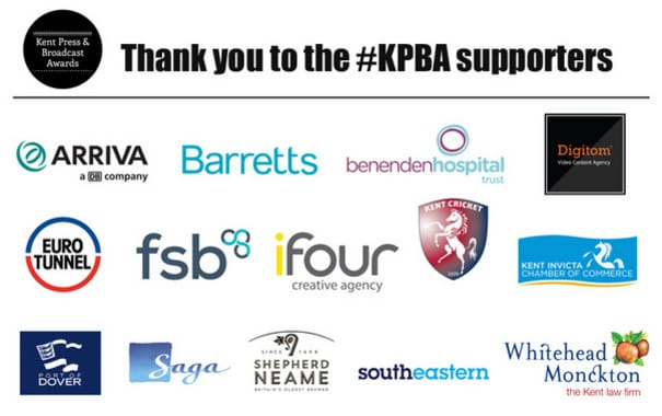 Thanks to the KPBA supporters