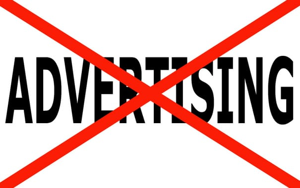 Use of ad blocking software is increasing